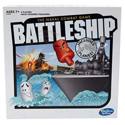 Battleship With Planes Strategy Board Game Amazon Exclusive For Ages 7 and Up: