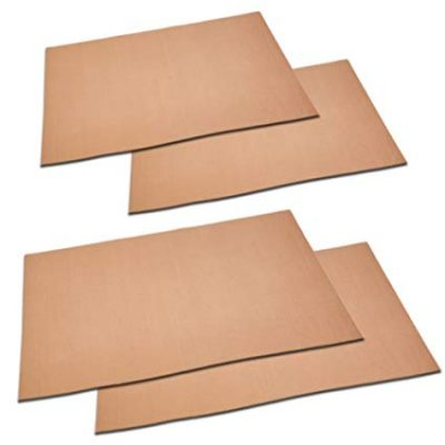 11. Copper Chef Grill and Bake Mats (2 Pack):
