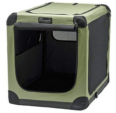 Noz2Noz Soft-Krater Indoor and Outdoor Crate for Pets: