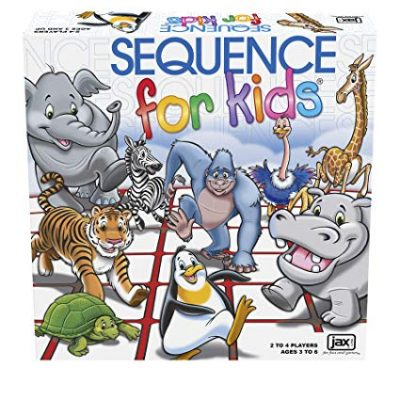 13. Sequence for Kids by Jax: