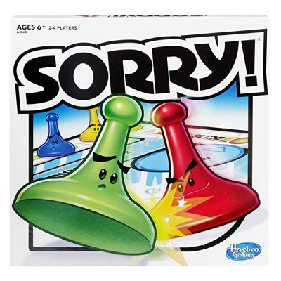 Sorry! Game by Hasbro:
