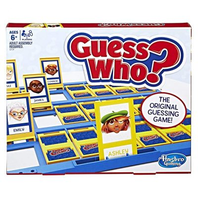 Hasbro Guess Who? Classic Game: