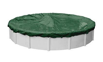 Pool Mate 3724-4-PM Forest Green Winter Pool Cover: