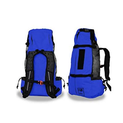 3. K9 Sport Sack AIR | Pet Carrier Backpack for Small & Medium Dogs: