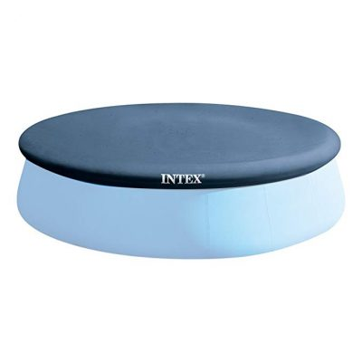 Intex 15-Foot Round Easy Set Pool Cover: