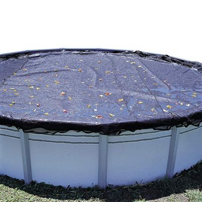 Round Above Ground Pool Leaf Net Cover: - Best Above Ground Pool Covers