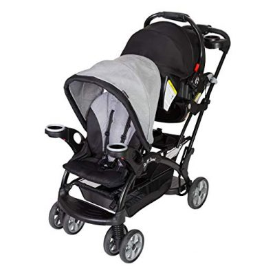 Baby Trend Sit n Stand Ultra Stroller, Morning Mist: