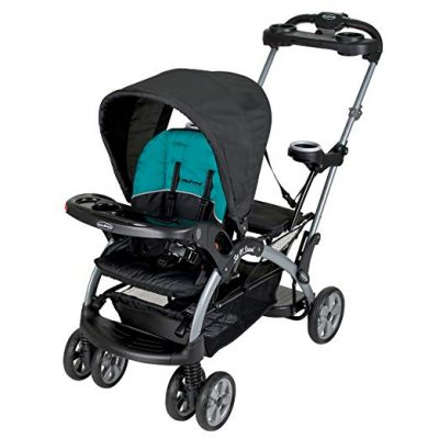 Baby Trend Sit n Stand Ultra Stroller, Lagoon: