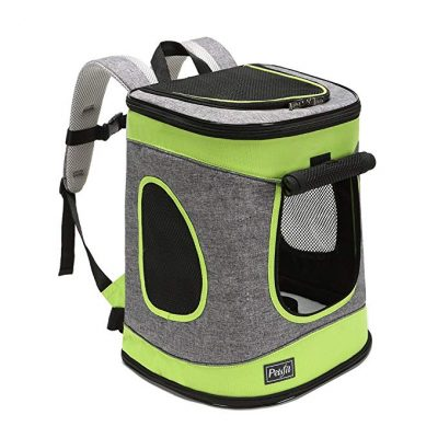 13. Petsfit Comfort Dogs Carriers/Backpack Hold Pets up to 15 lb: