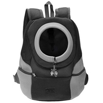 Mogoko Comfortable Dog Cat Carrier Backpack: