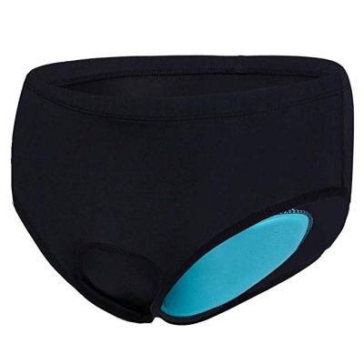 3. CYCEOS Womens Cycling Shorts with 4D Gel Padded: