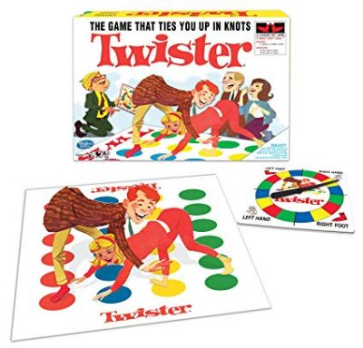 15. Winning Moves Games Classic Twister: