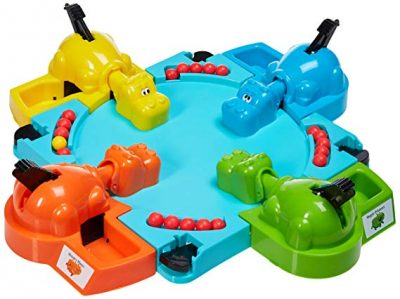 14. Hungry Hungry Hippos: