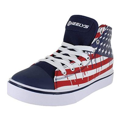 11. Heelys Kid's/Men's 778102H Hustle Sneakers: