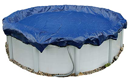 Blue Wave Gold 15-Year 33-ft Round Above Ground Pool Winter Cover: