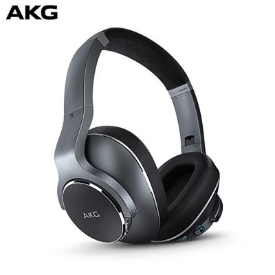 12. AKG N700NC Over-Ear Foldable Wireless Headphones by Samsung: