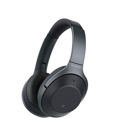 11. Sony Noise Cancelling Headphones WH1000XM2: Over Ear Wireless Bluetooth Headphones: