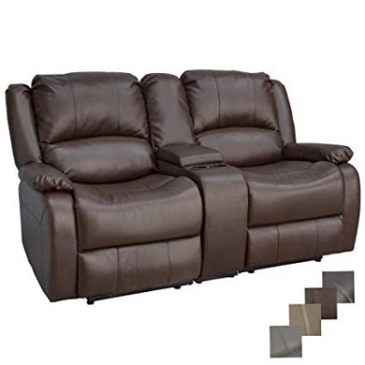 Incredible Best Leather Reclining Sofas In 2019 Reviews Theyellowbook Wood Chair Design Ideas Theyellowbookinfo