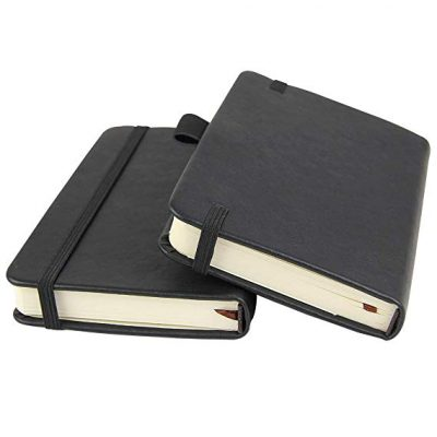 "(2-Pack) Pocket Notebook 3.5"" x 5.5"" by newestor:"
