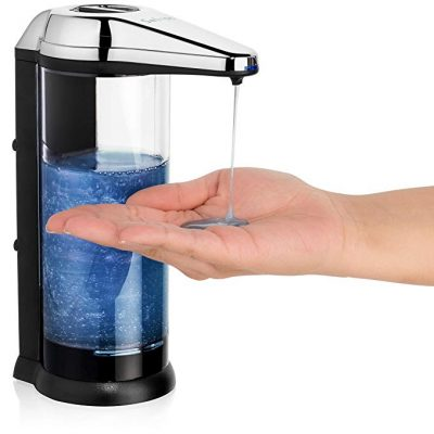 9. Touchless soap Dispenser - ANTI-LEAKAGE Soap Dispenser by SELVAC: