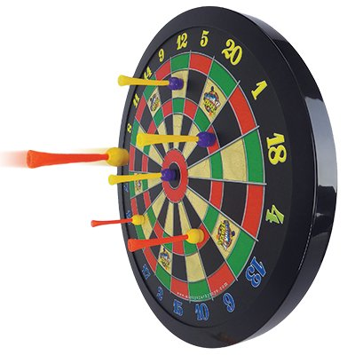 Doinkit Darts - Magnetic Dart Board by Marky Sparky: