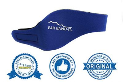 4. Ear Band-It Swimming Headband - Invented by Physician: