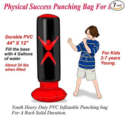2. Physical Success Partners Kids Punching Bag:
