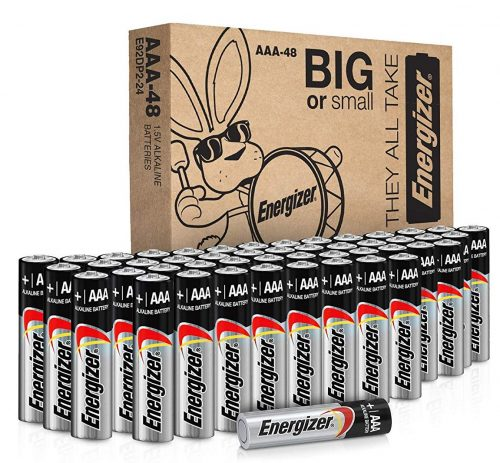 AAA Batteries, 48 count - Energizer MAX Premium Alkaline Double A Battery
