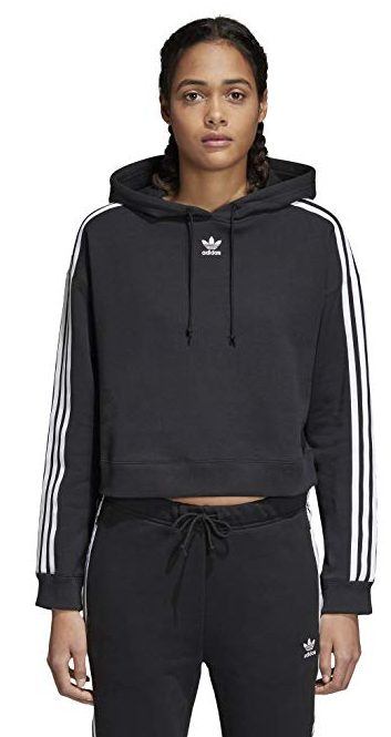 adidas Originals Women's Cropped Hoodie-Cropped Hoodies For woman