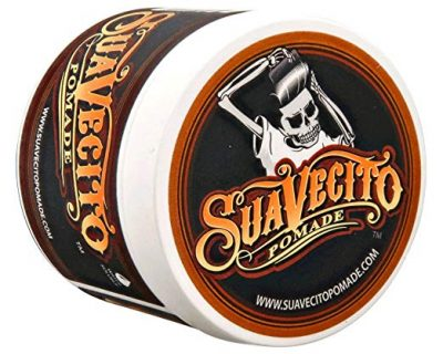 1. Suavecito Pomade Original Hold, 4 oz-Hair Pomade For Men