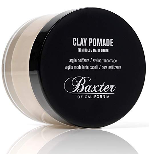 4. Baxter of California Clay Pomade:
