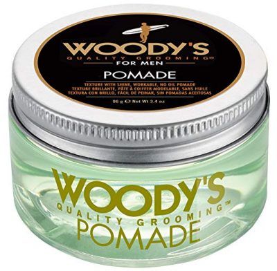 9. Woody's Pomade for Men, Pomade, 3.4 Ounce: