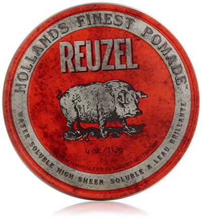 10. REUZEL INC Red Pomade 4 oz:
