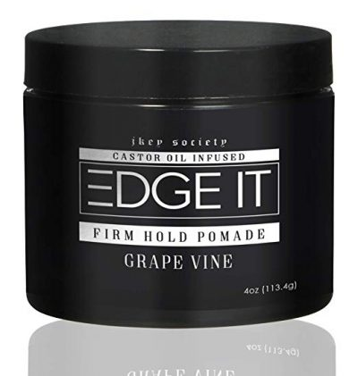 16. Firm Hold Pomade | Extra Strong Edge Control: