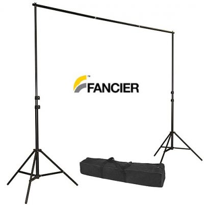 Background Stand Backdrop Support System Kit: