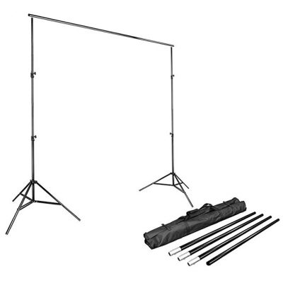 LimoStudio Photo Video Studio 10Ft Backdrop Support System Stand: