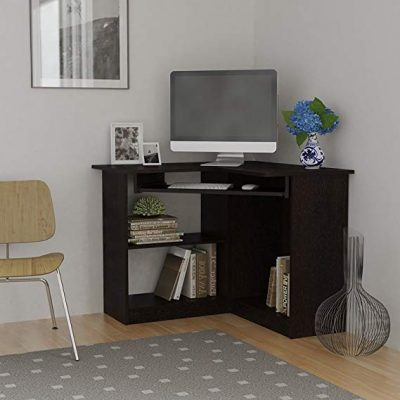 Home Corner Computer Desk by Essential Home: