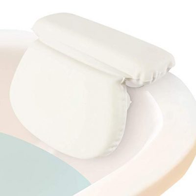 14. Xtra-Comfort Bath Pillow - Bathtub Spa Cushion:
