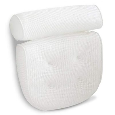 3. Viventive Luxury Spa Bath Pillow: