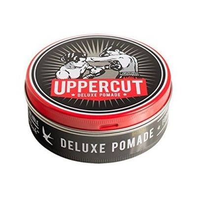 3. Uppercut Deluxe Pomade 3.5oz: