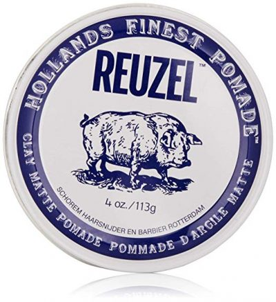 5. REUZEL INC Clay Matte Pomade, 4 Ounce: