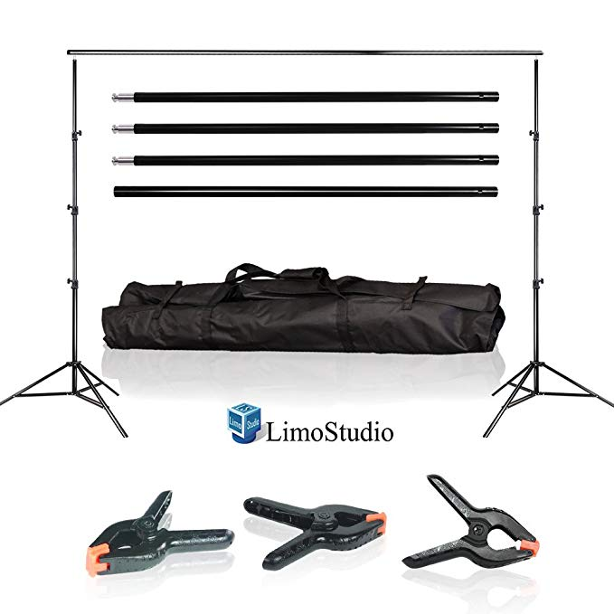 LimoStudio Photo Video Studio Backdrop Support System Stand: