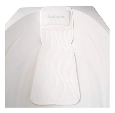 8. QuiltedAir BathBed Deluxe - Luxury Bath Pillow: