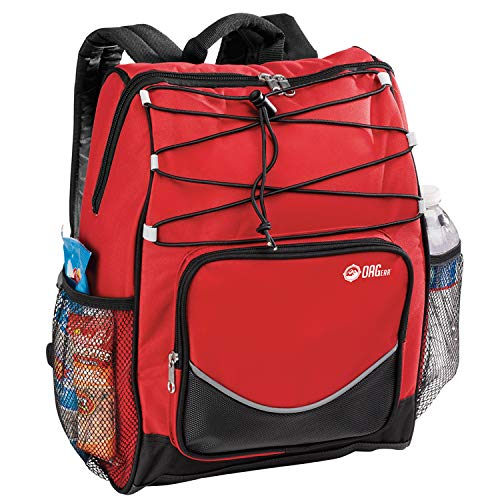 OAGear Backpack Cooler - Red