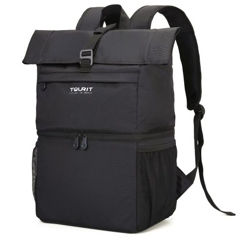 TOURIT Cooler Backpack Large Insulated Lunch Backpack Lightweight Backpack