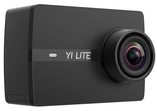 YI Lite Action Camera, Sony Sensor 16MP Real 4K Sports Camera