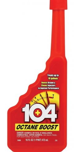 104+ 10406 Octane Boost, 16 Fl. oz