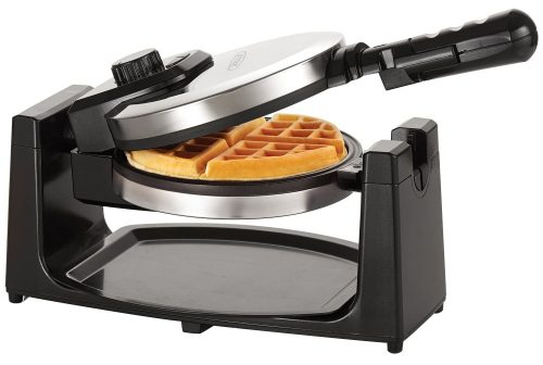 BELLA (13991) Classic Rotating Non-Stick Belgian Waffle Maker