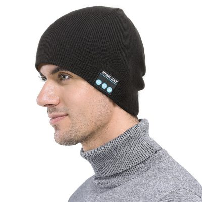 Bluetooth Earphone Beanie Hat