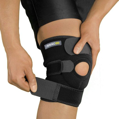 Bracoo Knee Support, Open-Patella Brace for Arthritis